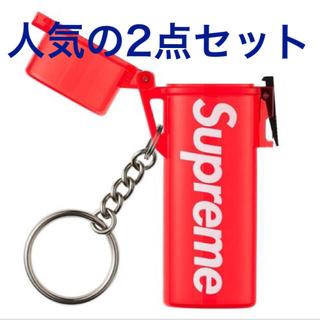 Supreme - 【2点セット】ライターケース&灰皿セット supreme