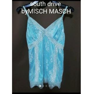 ミッシュマッシュ(MISCH MASCH)のレースキャミソール(キャミソール)