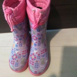 ディズニー(Disney)のディズニー 長靴 プリンセスソフィア 19センチ(長靴/レインシューズ)