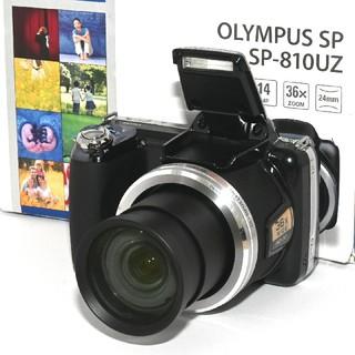 OLYMPUS - 【OLYMPUS】大容量16GBのWi-Fi SDカード付き★SP-810UZ