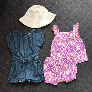 babyGAP - キッズ 女の子 夏服 まとめ売り