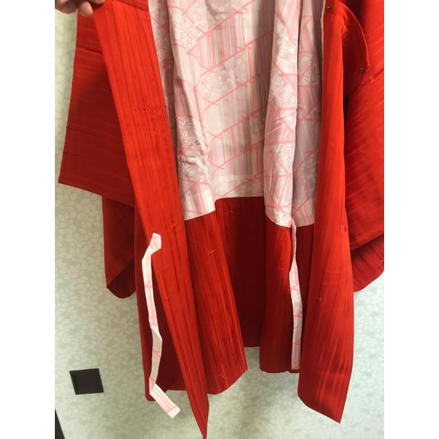 三越(ミツコシ)の着物 おあつらえ 三越 古布 はぎれ リメイク 裁縫 レディースの水着/浴衣(着物)の商品写真