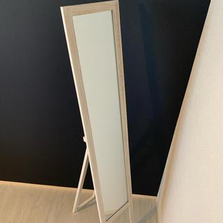 スタンドミラー 姿見 鏡(スタンドミラー)