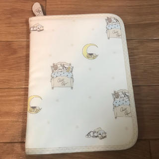 ラルフローレン(Ralph Lauren)のジェラートピケ  母子手帳 美品 ベア クマ(母子手帳ケース)