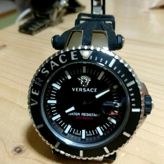 ヴェルサーチ(VERSACE)のヴェルサーチ時計(腕時計(アナログ))