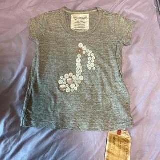 ゴートゥーハリウッド(GO TO HOLLYWOOD)のGo to hollywood ボタン Tシャツ 100(Tシャツ/カットソー)