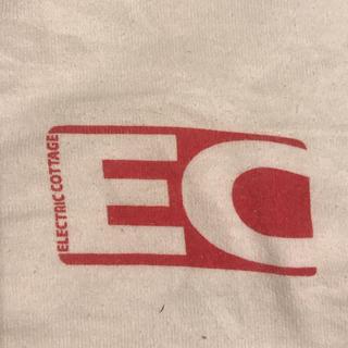 エレクトリックコテージ(ELECTRIC COTTAGE)のLETITRIDE✖️EC wネームロンT☆値下げ‼️(Tシャツ/カットソー(半袖/袖なし))