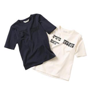 ビューティフルピープル(beautiful people)の新品!ビューティフルピープル ナンバーTシャツ(Tシャツ(半袖/袖なし))