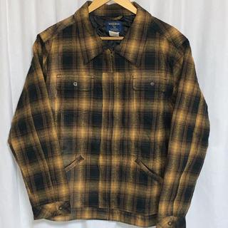 ウールリッチ(WOOLRICH)のウールリッチ チェックシャツジャケット (ブルゾン)