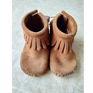 ミネトンカ(Minnetonka)のミネトンカブーツ size 2(ブーツ)