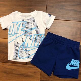 ナイキ(NIKE)のナイキ ベビー キッズ セットアップ 80cm 新品(Tシャツ)
