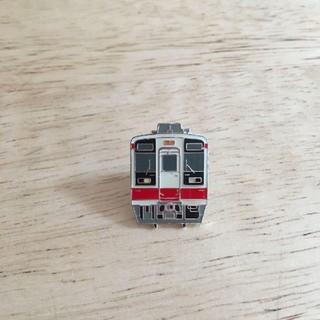 東武鉄道8000系の ピンバッチ 非売品(鉄道)