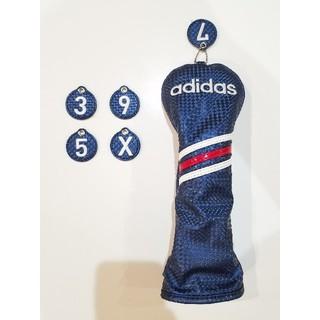 アディダス(adidas)のアディダス adidas ユーティリティ ヘッドカバー(ゴルフ)