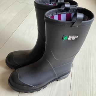 ロゴス(LOGOS)のLOGOS DAYS 子供 レインブーツ 長靴 20cm(長靴/レインシューズ)