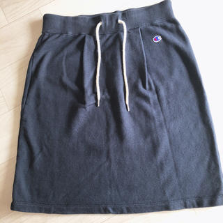 チャンピオン(Champion)のchampion スウェットスカート Sサイズ(ひざ丈スカート)