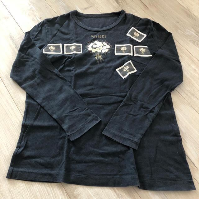PINK HOUSE(ピンクハウス)のピンクハウス レディースのトップス(Tシャツ(長袖/七分))の商品写真