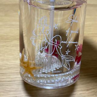 ディズニー(Disney)のディズニー アリエル ディスペンサー ボトル 高さ18cm 幅 8cm(その他)