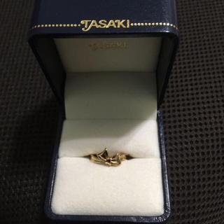 タサキ(TASAKI)の18K リング(リング(指輪))