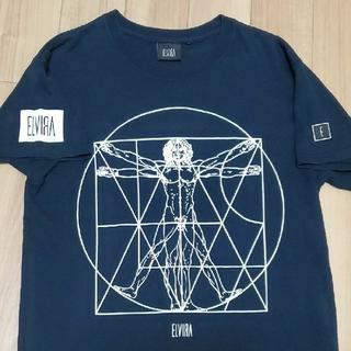 エルヴィア(ELVIA)のELVIRA エルビラ Tシャツ(Tシャツ/カットソー(半袖/袖なし))