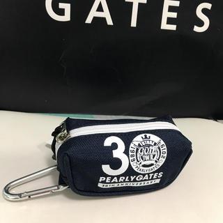 PEARLY GATES - パーリーゲイツ  30周年記念 フューチャーツアーモデル 限定ボールポーチ