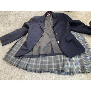 ELLE - 制服 セーラー服 ブレザー 【ELLE】 スカート2点付き