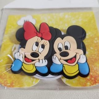ディズニー(Disney)のスマホ グリップ ディズニー(モバイルケース/カバー)