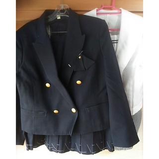 ハナエモリ(HANAE MORI)の女子制服。(セット/コーデ)