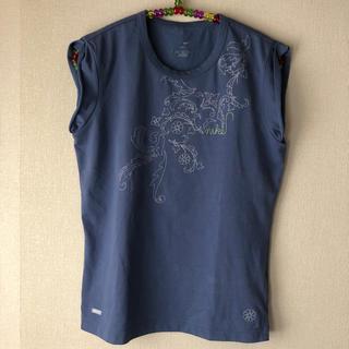 ナイキ(NIKE)のNIKE DRY FIT ノースリーブTシャツ(ウォーキング)