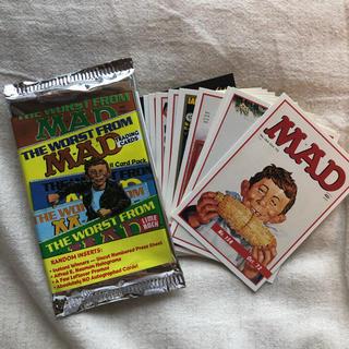 アメリカンレトロ(AMERICAN RETRO)のMAD アメリカンビンテージ ビンテージ カード(その他)