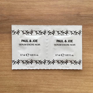 ポールアンドジョー(PAUL & JOE)の【PAUL & JOE】ポール & ジョー  ブラックトリートメント 1.4ml(美容液)