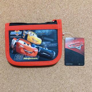 ディズニー(Disney)のカーズ ラウンドウォレット(財布)
