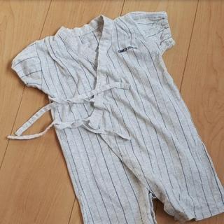 コムサフォセット ベビー甚平 50~70(甚平/浴衣)