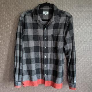 GOODENOUGH - GOOD ENOUGH ブロックチェック ネルシャツ