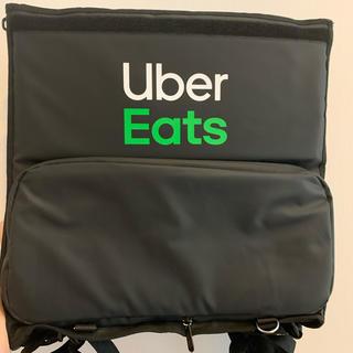 Uber eats 配達バッグ(その他)