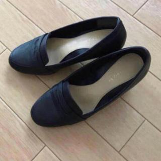 ヴェリココ(velikoko)のラクチン靴のvelikoko 21.5(ハイヒール/パンプス)