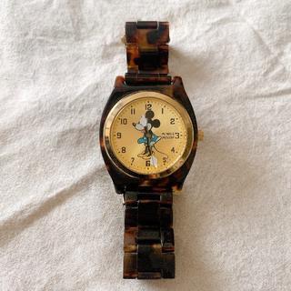 ユナイテッドアローズ(UNITED ARROWS)のユナイテッドアローズ ミニー腕時計(腕時計)