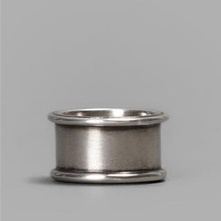 アンドゥムルメステール(Ann Demeulemeester)の(求)ann demeulemeester large pure ring(リング(指輪))