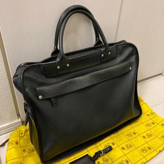 フェリージ(Felisi)の美品 felisi 8637/2/PF+A ビジネスバッグ ブリーフ 防水(ビジネスバッグ)