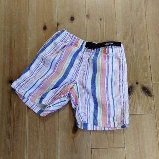 DENIM DUNGAREE - 〈120〉デニム&ダンガリー ハーフパンツ ズボン