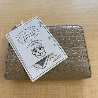 シマムラ(しまむら)のプチプラのあやコラボ クロコ柄財布 折り財布(財布)