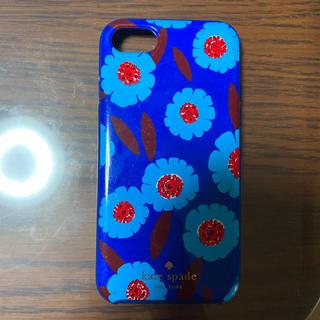 ケイトスペードニューヨーク(kate spade new york)のケイトスペード iPhone8(モバイルケース/カバー)