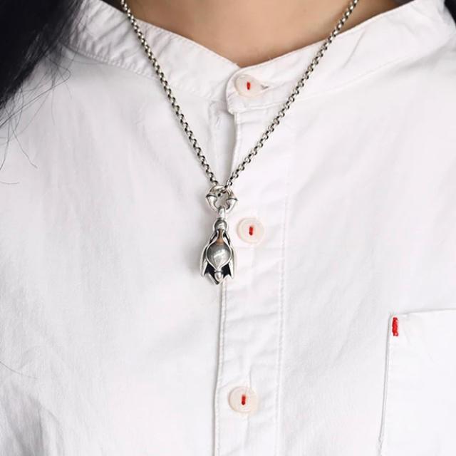 LONE ONES(ロンワンズ)の【限定特価】ティアベル 新品 925  ロンワンズ好きに メンズのアクセサリー(ネックレス)の商品写真