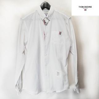 トムブラウン(THOM BROWNE)の【美品】Thom browne オックスフォードシャツ(シャツ)