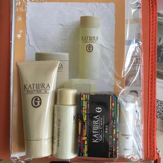カツウラケショウヒン(KATWRA(カツウラ化粧品))のカツウラ化粧品セット(サンプル/トライアルキット)