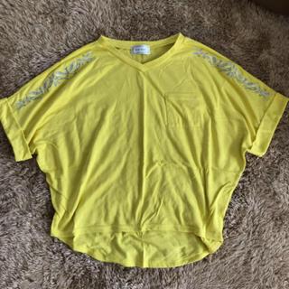 シマムラ(しまむら)のレーヨンTシャツ(Tシャツ(半袖/袖なし))