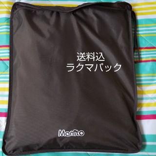 manito マニト エレガンスアルファ レギュラーサイズ 茶色(ベビーカー用レインカバー)