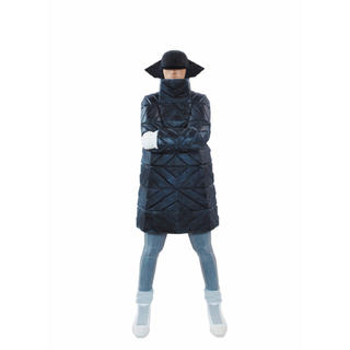 メディコムトイ(MEDICOM TOY)のB-GIRL Down Jacket NAGAME BLACK 2G(その他)