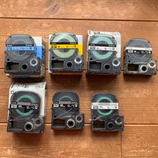 キングジム(キングジム)のTEPRA PRO テープガードリッジ(オフィス用品一般)