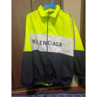 Balenciaga - BALENCIAGA  トラックジャケット 38