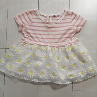 シマムラ(しまむら)のTシャツ子ども80センチ(Tシャツ)